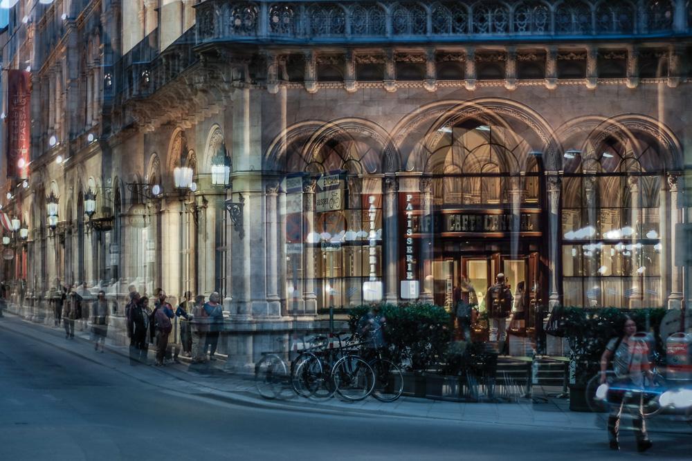 Cafe Central – Wien